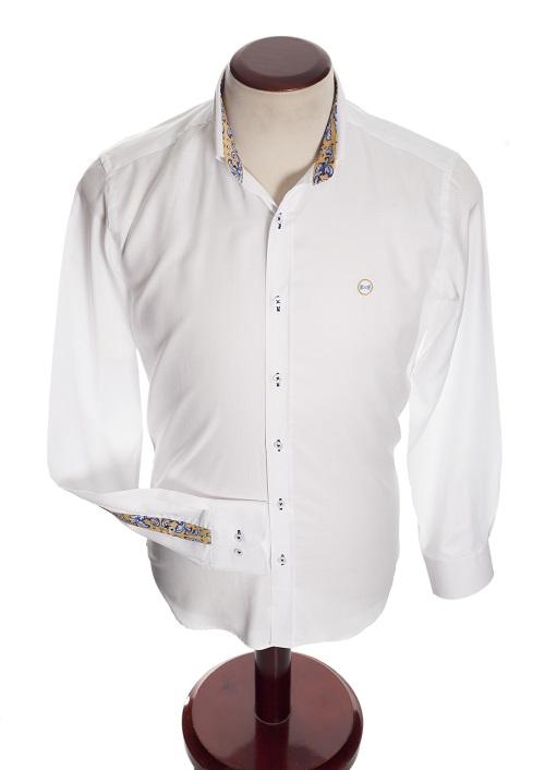 Camisa Cerámica Slim 5