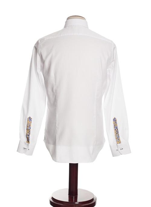 Camisa Cerámica Slim 2
