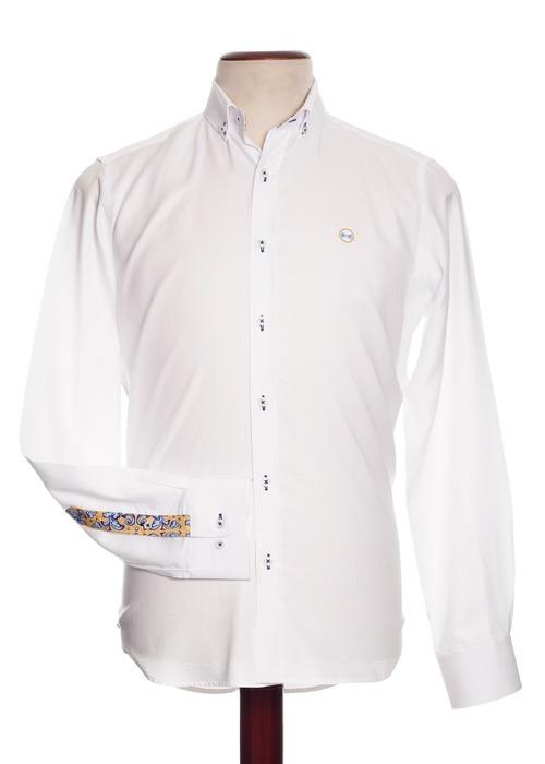 Camisa Cerámica Slim 1