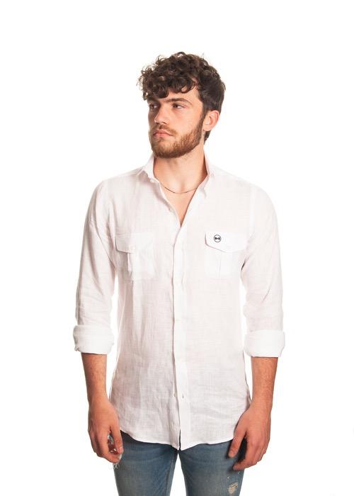Camisa Tasche Bianche 1