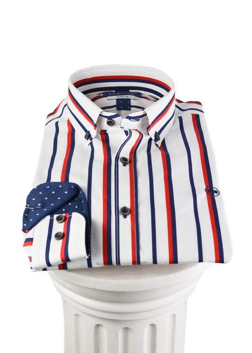 Camisa Náutica 1