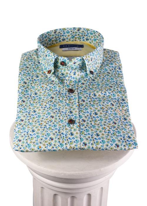 Camisa Botanic 1