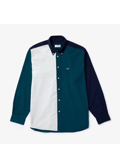 Camisa Algodón Combinada 1