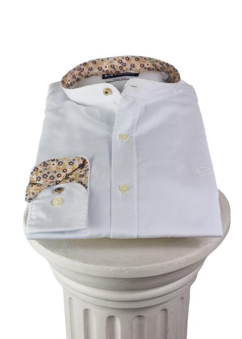 Camisa Cream 1