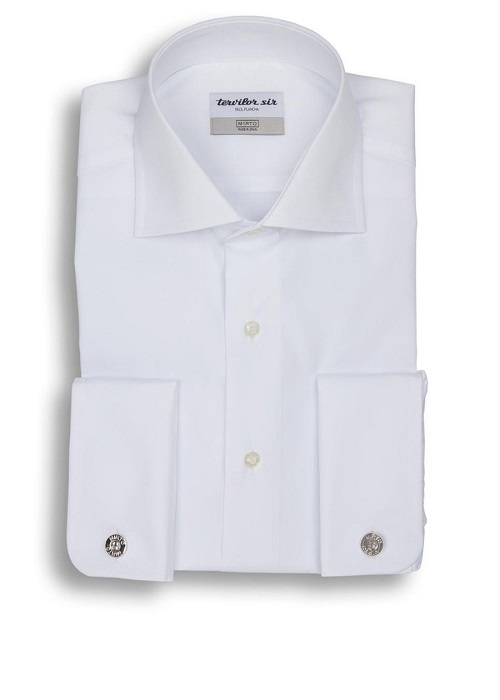 Camisa Mirto Tervilor Puño Doble 1