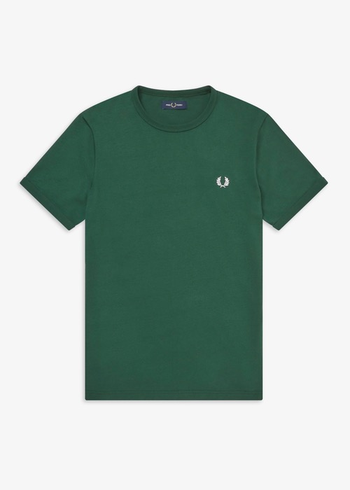 Camiseta Básica Verde 2
