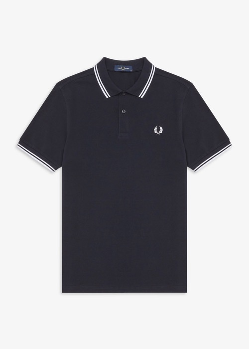 Polo Fred Perry Marino M3600 2