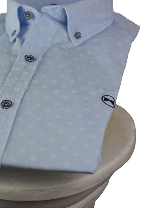 Camisa Aguamarina 2