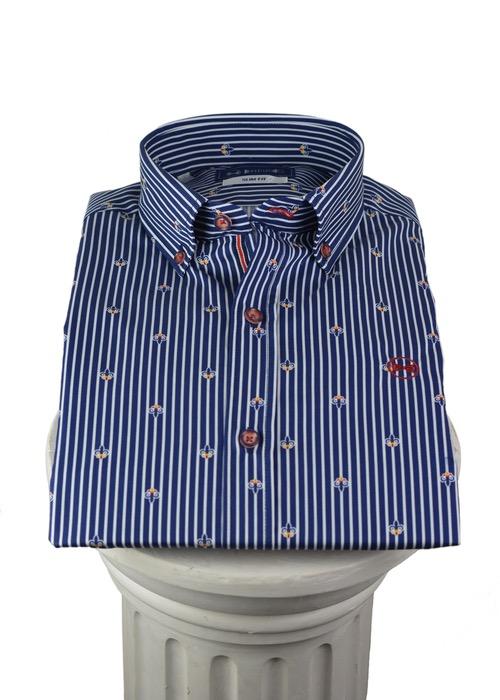 Camisa Blue Lis 1