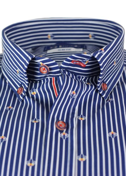 Camisa Blue Lis 3