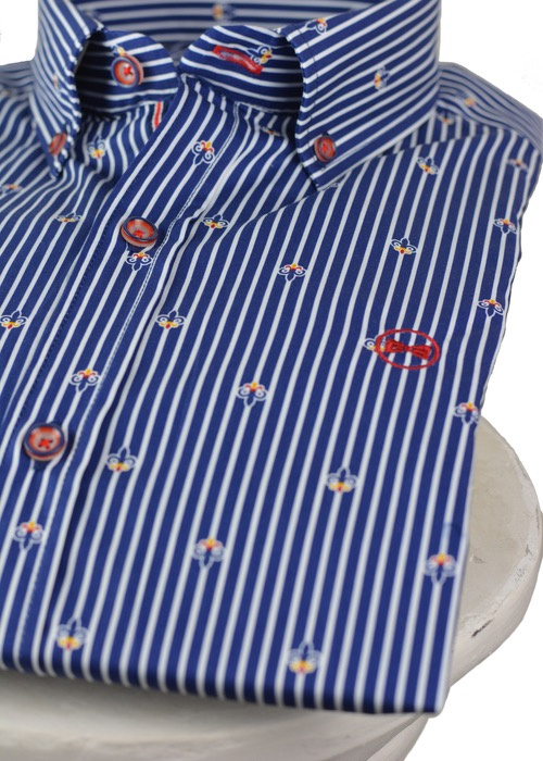 Camisa Blue Lis 2