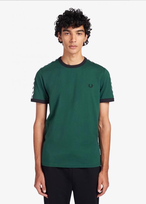 Camiseta Riviera Verde 1