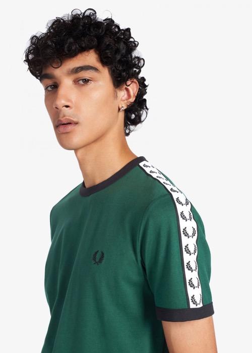 Camiseta Riviera Verde 3