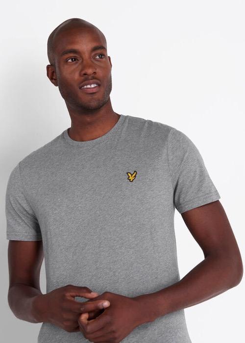 Camiseta Básica Gris 3