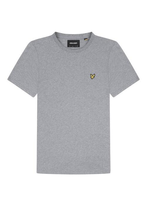 Camiseta Básica Gris 4