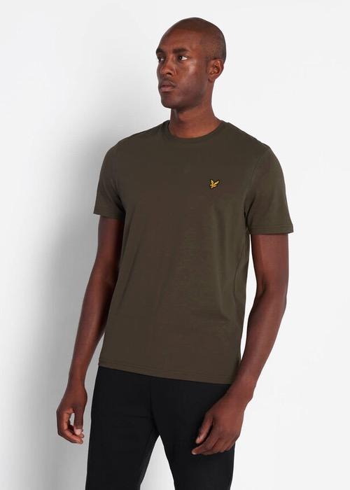 Camiseta Básica Kaki 1