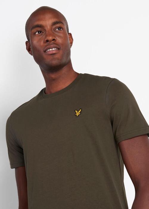 Camiseta Básica Kaki 3
