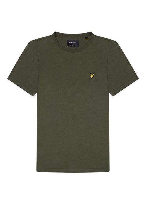 Camiseta Básica Kaki 4
