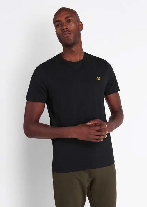 Camiseta Básica Negra 1