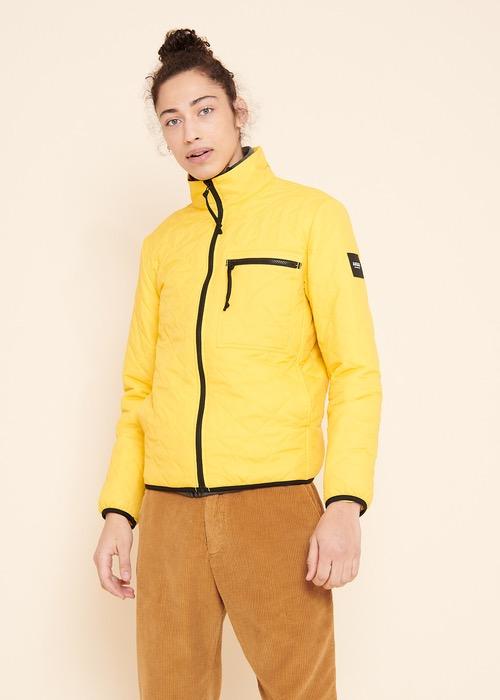 Chaqueta Acolchada Amarilla 1