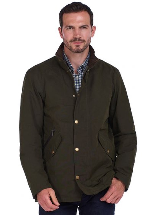 Chaquetón Verde Chester Olive 1