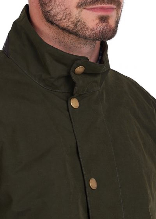 Chaquetón Verde Chester Olive 5