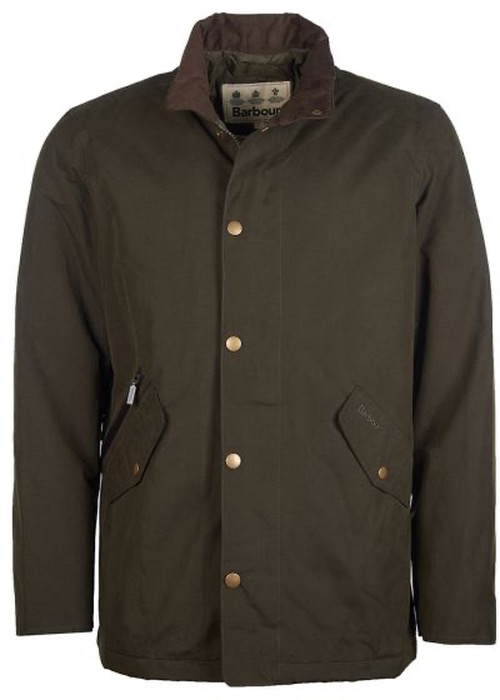 Chaquetón Verde Chester Olive 2