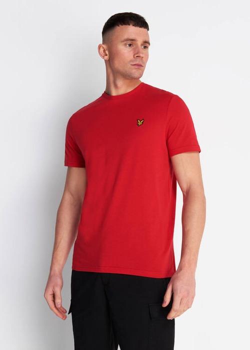 Camiseta Básica Roja 1