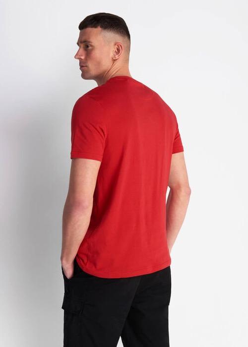 Camiseta Básica Roja 3