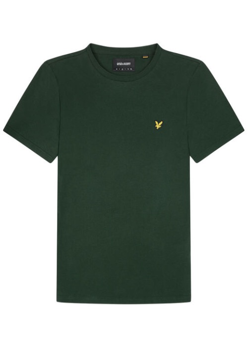 Camiseta Básica Verde 3
