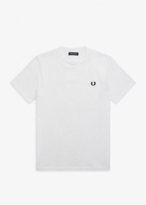 Camiseta Básica Blanca 3