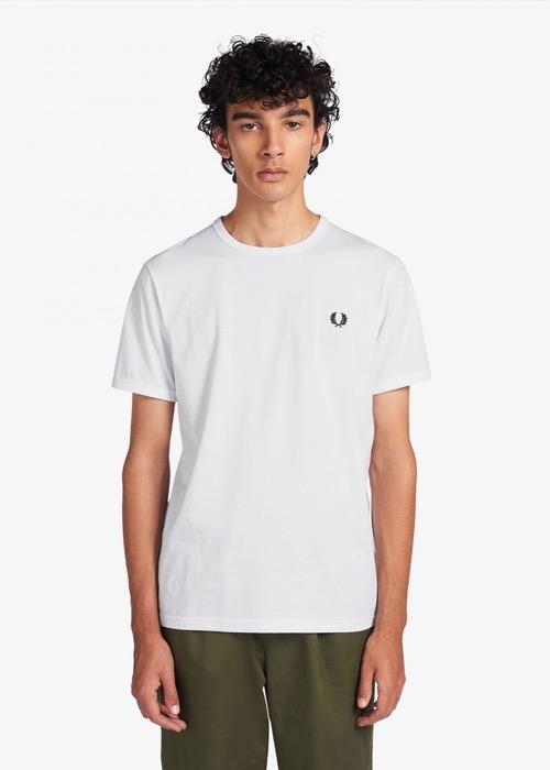 Camiseta Básica Blanca 1