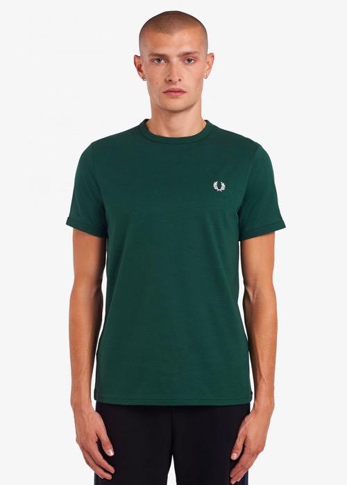 Camiseta Básica Verde 1