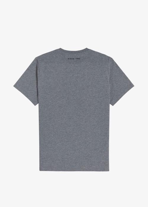Camiseta Gris/G Dibujo 3