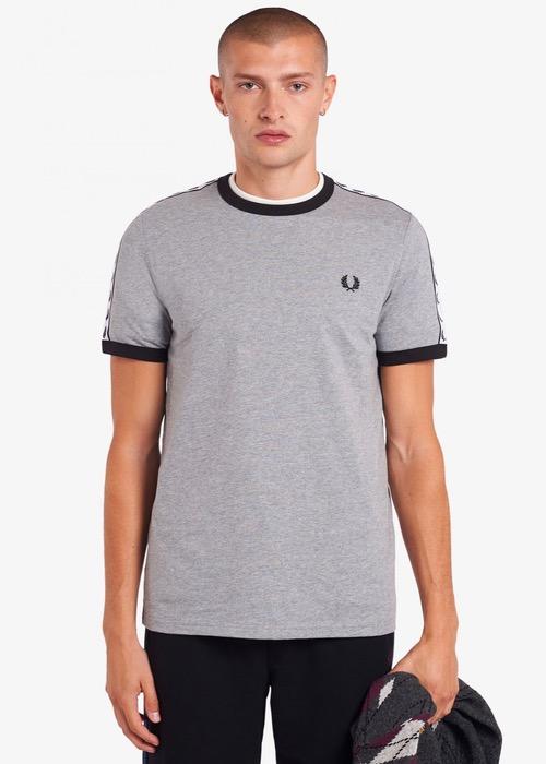 Camiseta Riviera Gris 1