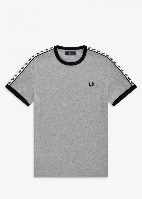 Camiseta Riviera Gris 3