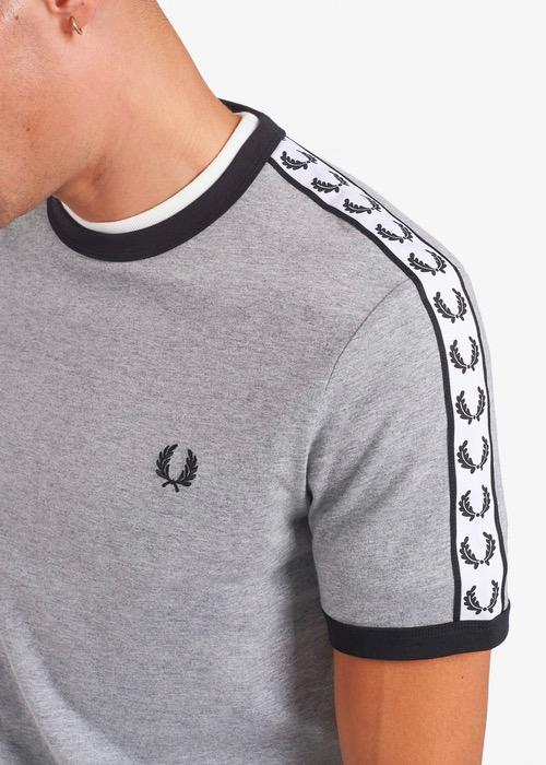 Camiseta Riviera Gris 2