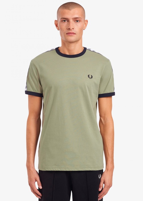 Camiseta Riviera Verde Claro 1