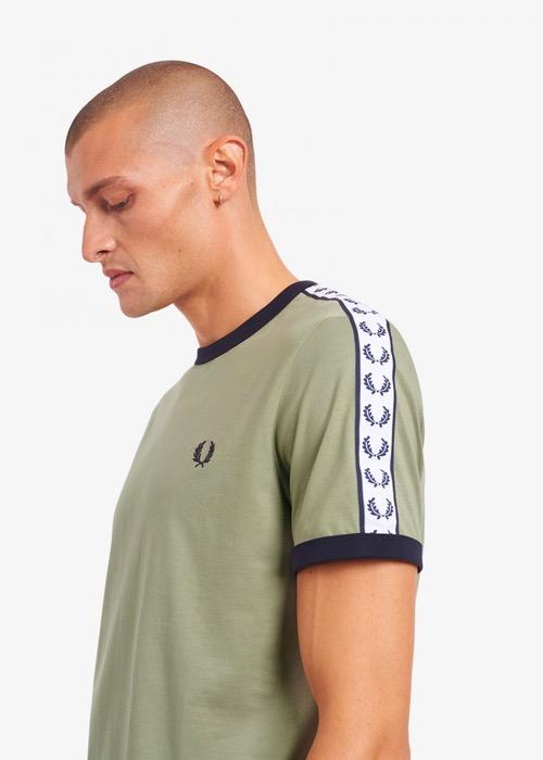 Camiseta Riviera Verde Claro 2