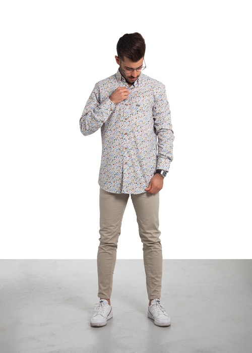 Camisa Bouquet 3