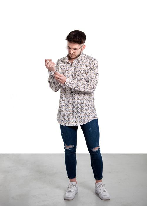 Camisa Cómic 2