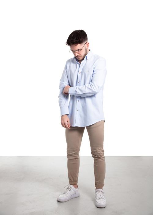 Camisa Lyon 3