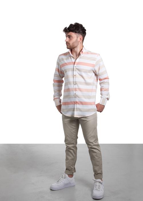 Camisa Melocotón 3