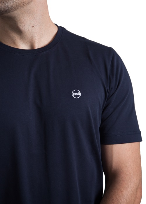 Camiseta Básica Marino 2