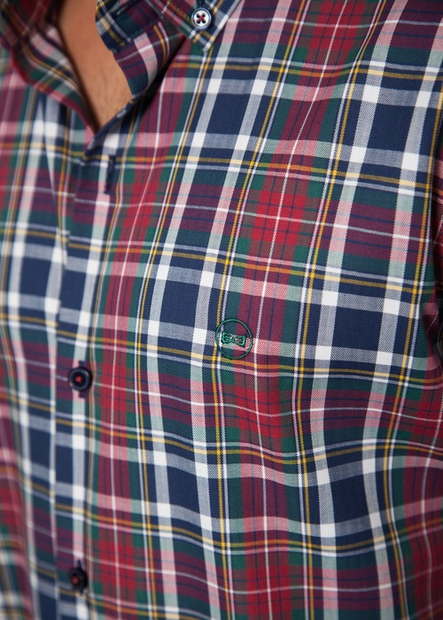 Camisa Scotland 2