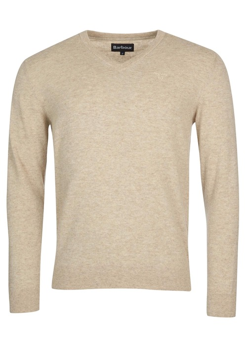 """Jersey Crudo """"Essential Lambswool V Neck"""" 2"""