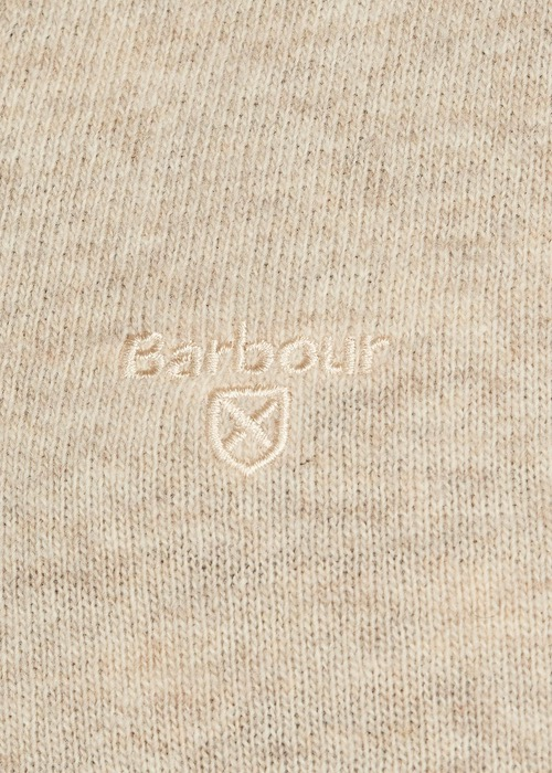 """Jersey Crudo """"Essential Lambswool V Neck"""" 4"""